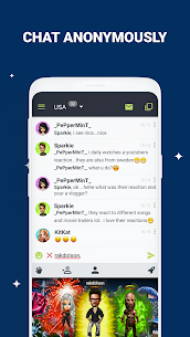 Galaxy- Chat Rooms Mod Apk: Meet New People Online & Date 1