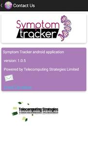 Symptom Tracker- screenshot thumbnail