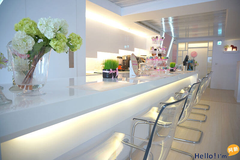 台中西區早午餐、下午茶,妃彤巧可咖啡館-5