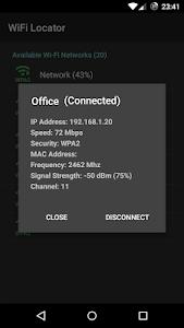 WiFi Locator v1.6