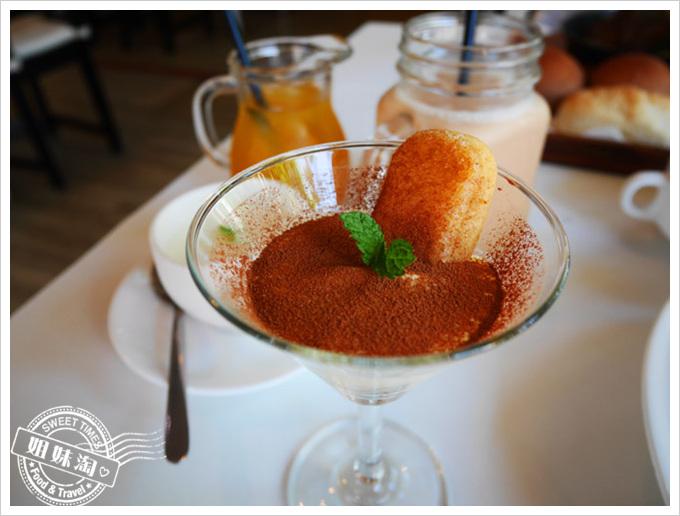 皮蔻莉義大利小館菜單提拉米蘇