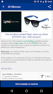 20 Minutes Bons Plans screenshot 1