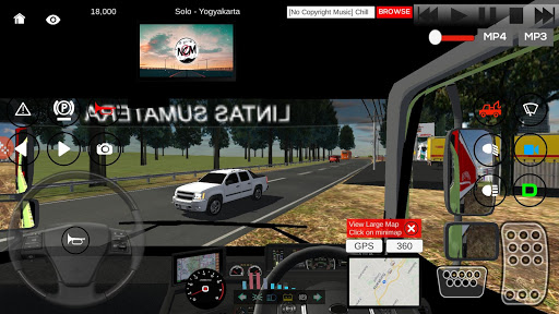 IDBS Indonesia Truck Simulator 3.1 screenshots 4