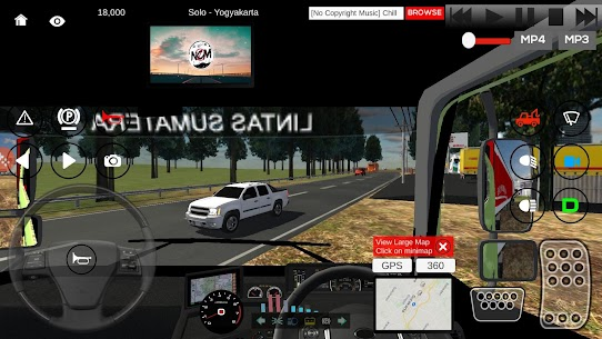 Indonesia truck simulator 4