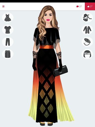 Fashion Superstar Dress Up 1.3.4 screenshots 11