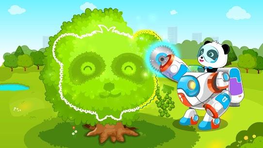 Little Panda Green Guard 9