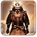 Samurai Armor Photo Suit icon