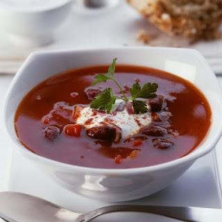 Vegetarian Paprika and Caraway Stew Recipe