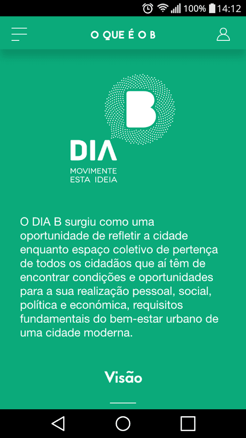 B no Mapa / Dia B- screenshot