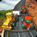 Heavy Duty Cargo Tractor - Climb Simulator Games icon