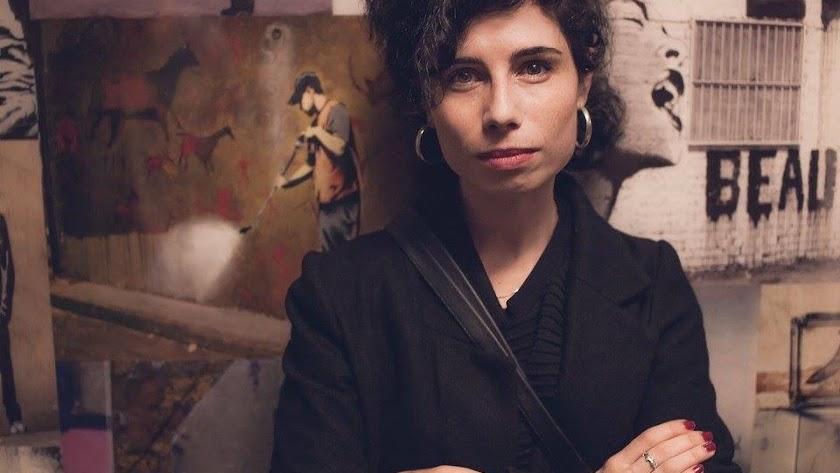 Mamen Díaz, directora almeriense que acaba de estrenar su primer largometraje.
