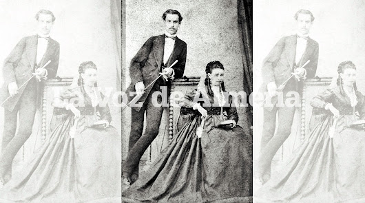 La fecunda familia Burgos Cañizares