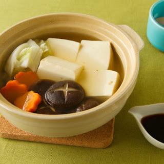 Yu-Tofu (Boiled Tofu)