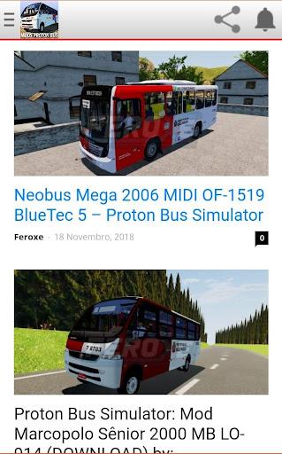 Proton Bus Simulator Urbano e Rodoviu00e1rio (MODS) 9.6 screenshots 5