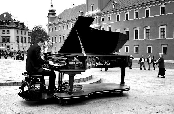 Musica in piazza di Justinawind