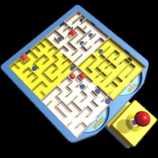 Toy迷路 解謎 App LOGO-APP試玩
