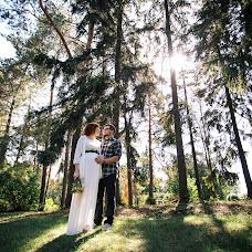 Wedding photographer Yana Vidavskaya (vydavska). Photo of 15.01.2016