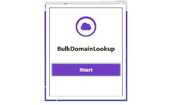 Bulk Domain Lookup