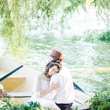 Wedding photographer Anna Romanovskaya (annromanovska). Photo of 30.10.2017