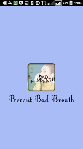 Prevent Bad Breath