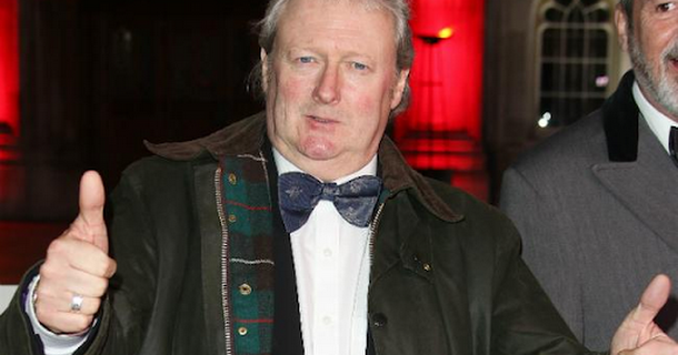 Charlie Lawson 'fell ill during Rebus opening night'