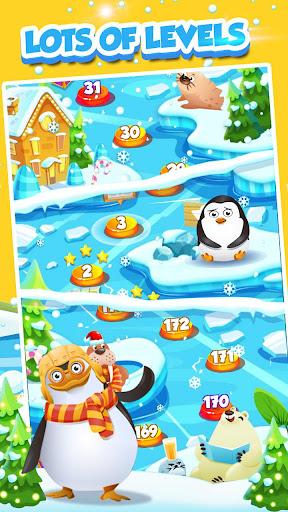 Code Triche Solitaire Match Penguin Adventure APK MOD screenshots 4