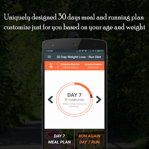 30 Day Weight Loss - Run Diet photos 2