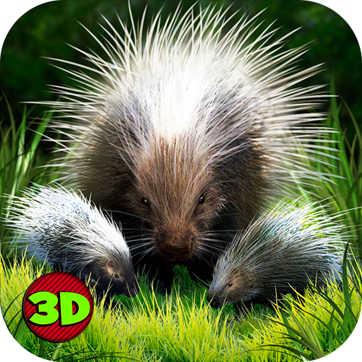 Forest Porcupine Simulator 3D (game)