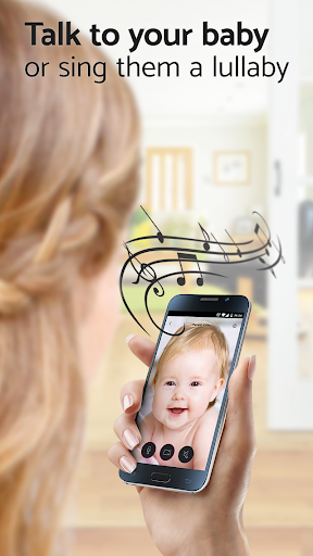 BabyCam: Baby Sleep Monitor & Nanny Cam - 3G, Wifi  screenshots 4