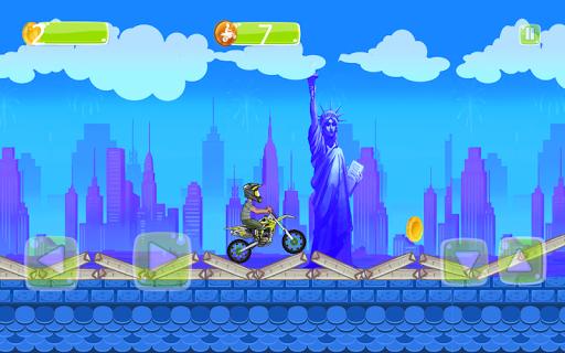 Crazy Motocross 1.0 screenshots 1
