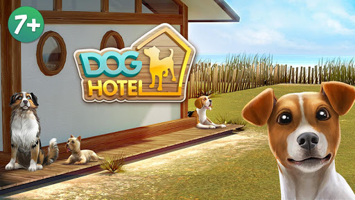 DogHotel – Play with dogs and manage the kennels - screenshot