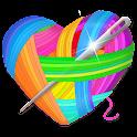 Cross Stitch Joy icon