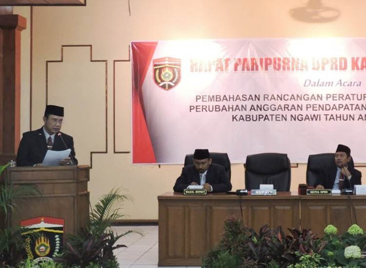 P-APBD Kabupaten Ngawi 2017
