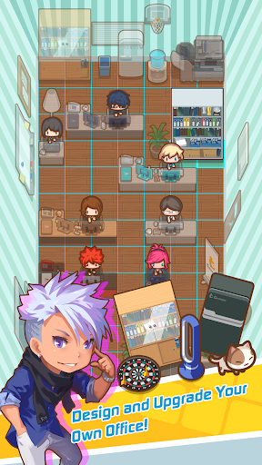 OH~! My Office - Boss Simulation Game 1.5.3 screenshots 3