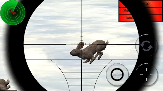 Rabbit Hunter screenshot 0