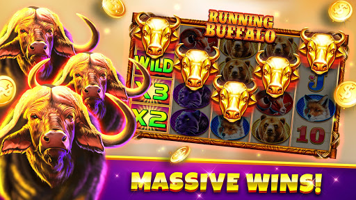 Clubillionu2122- Vegas Slot Machines and Casino Games android2mod screenshots 4