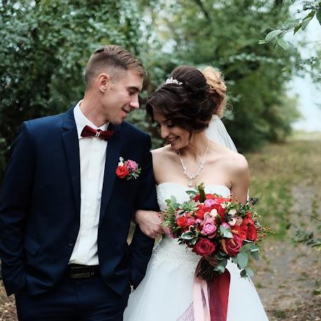 Wedding photographer Mikhail Voskoboynik (voskoboynik). Photo of 24.10.2017