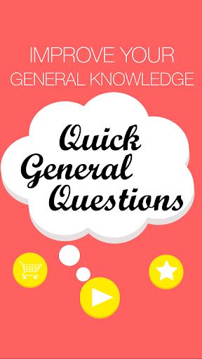 Quick GK Quiz