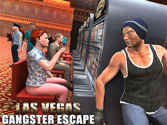 Las Vegas City Gangster Escape - screenshot