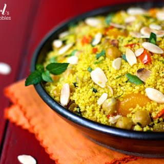 Moroccan Orange Couscous