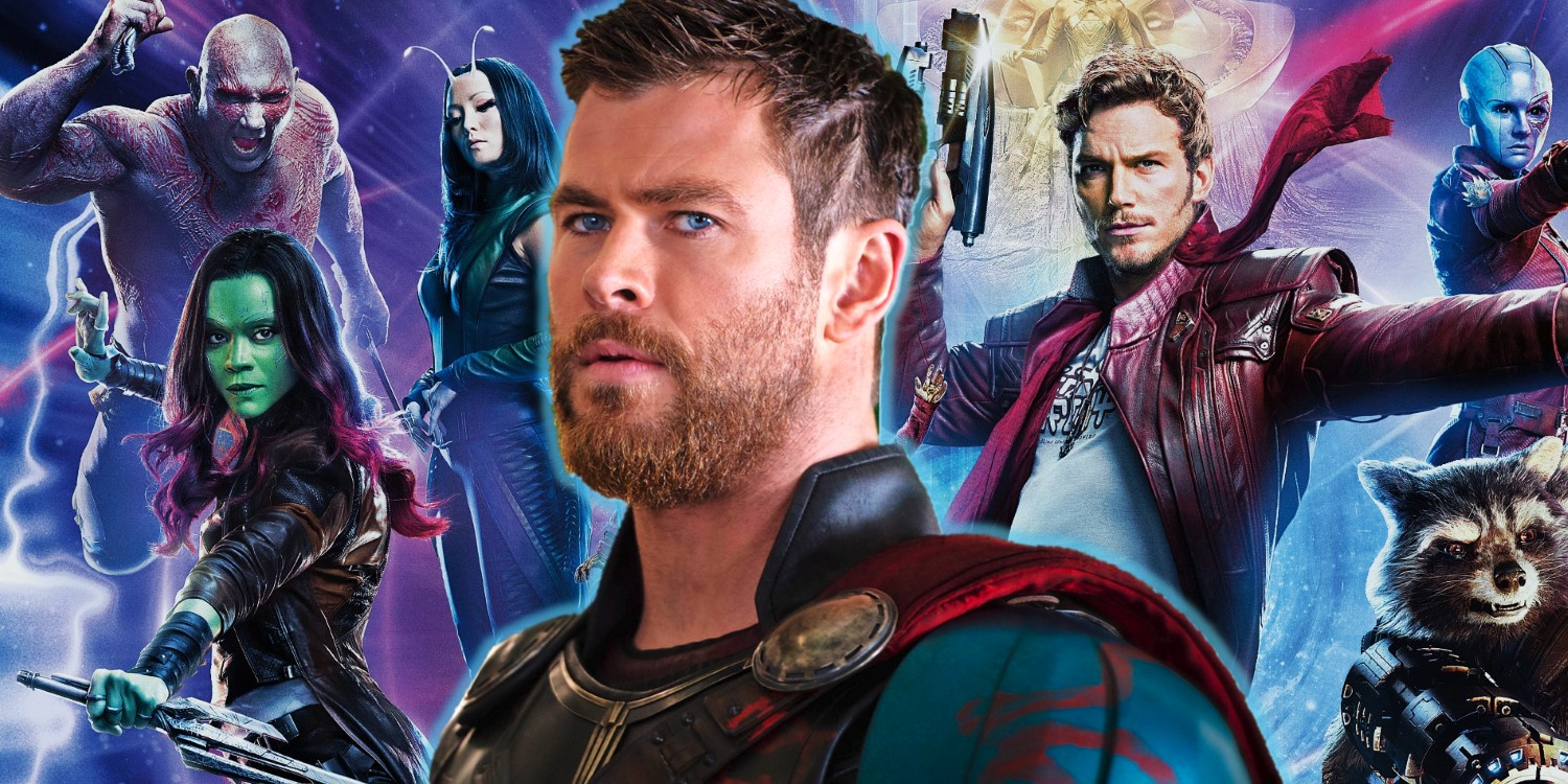 Thor is the new guardian of the Galaxy?