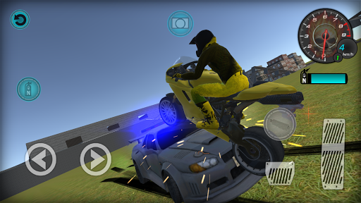 Extreme Fast Car Driving screenshot 12
