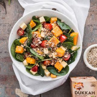 Pumpkin and Dukkah Salad Recipe