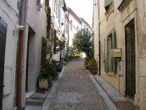 Photo: There are lovely streets in the old town.