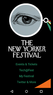 The New Yorker Festival 2015- screenshot thumbnail