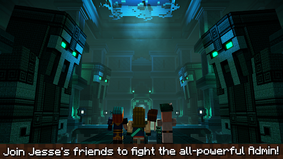 Minecraft: Story Mode - Season Two Screenshot