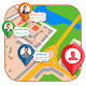 Friends & Family Locator: Phone Tracker & Chat