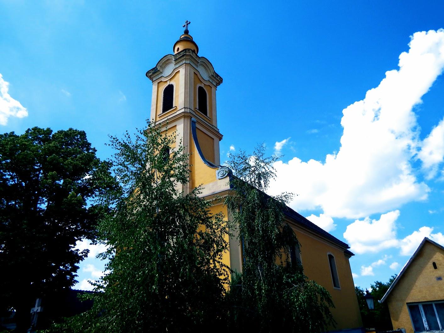 Süttő - Szent Lipót rk. templom
