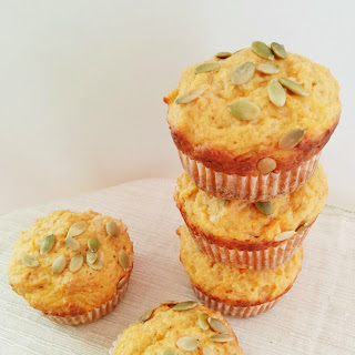 Skinny Pumpkin Muffins.