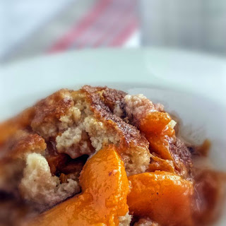 Peach Cobbler From Scratch